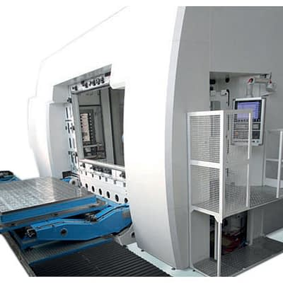 Monnalisa - centre d'usinage 5 axes COMI - RATMO
