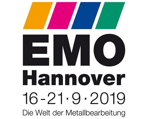 Nos partenaires au salon EMO Hannover 2019