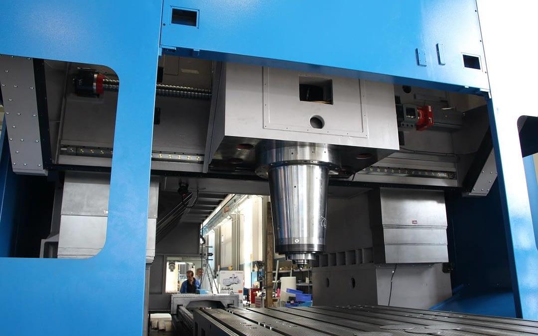 L'usinage du titane avec les centres de fraisage Jobs