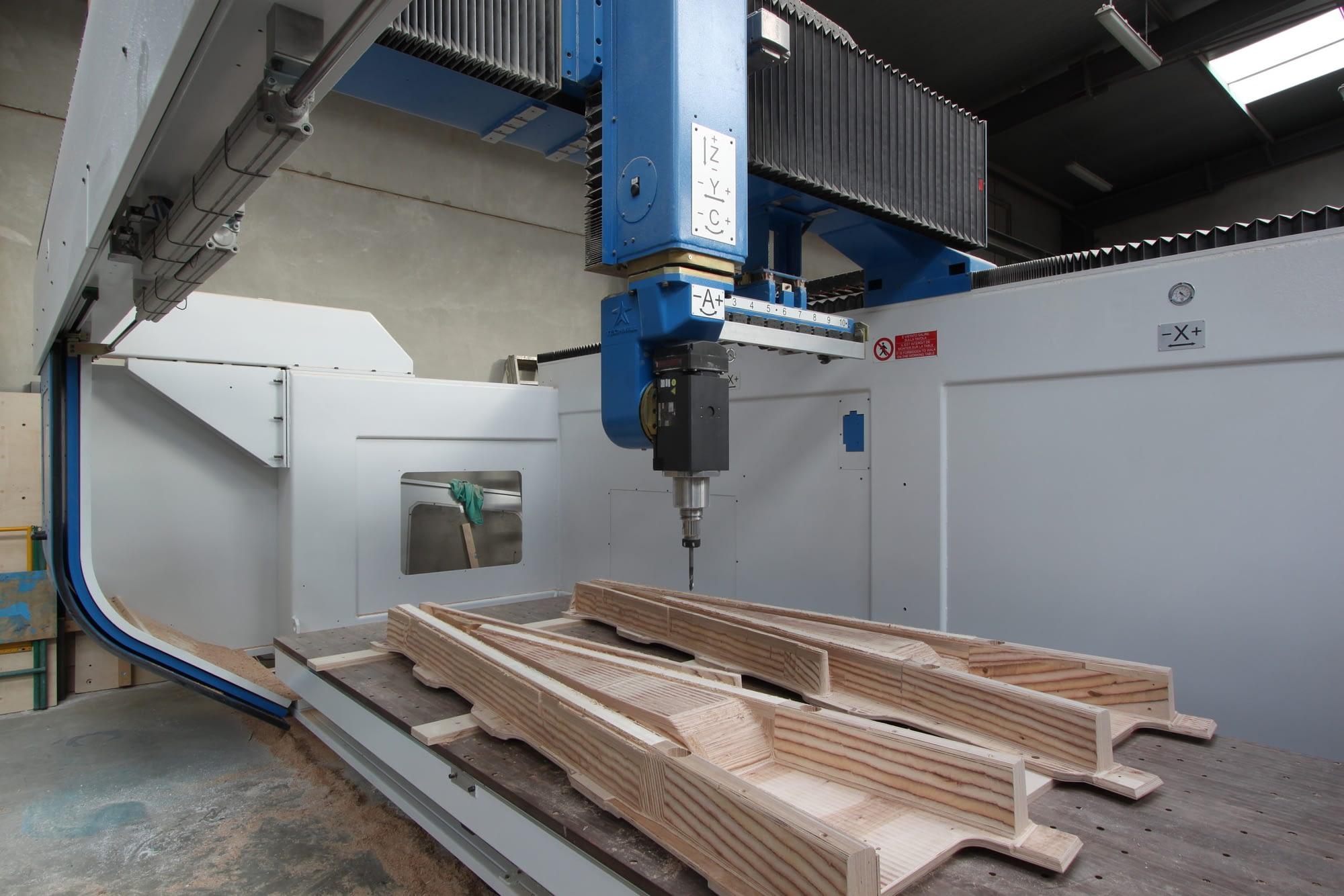 CU LaborMax usinage bois