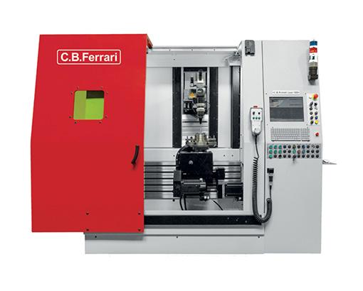 Machine Laser 1300 CB FERRARI web