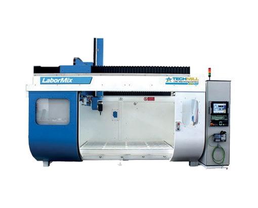 LaborMix - centre d'usinage COMI - RATMO