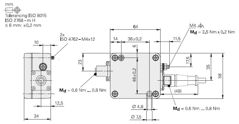 EIB 2391 S - schéma